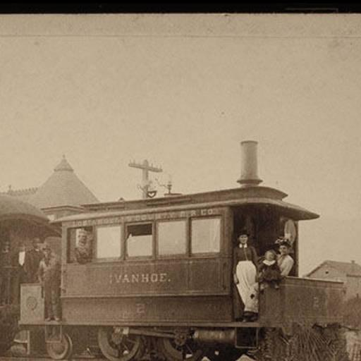1873 - Railroad comes to Burbank leading to tremendous growth Image