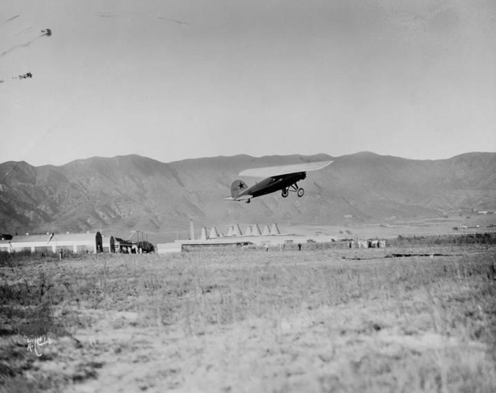 1928 - Lockheed moves from Hollywood to Burbank Image