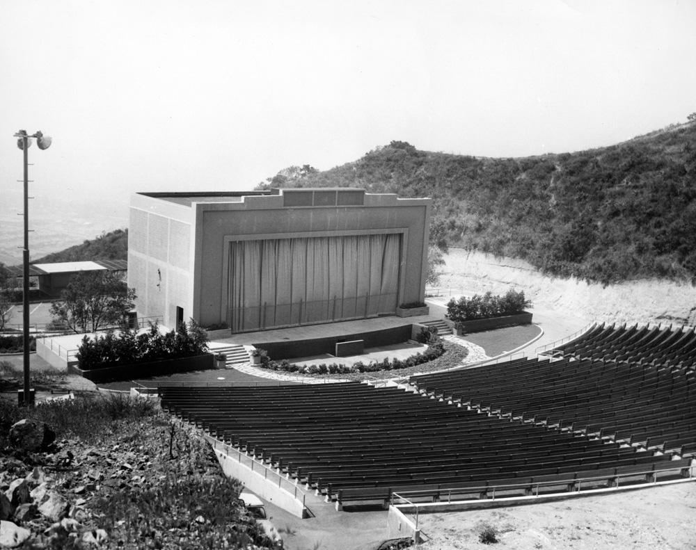 1951 - Starlight Bowl opens with an original capacity of 2,500 people Image