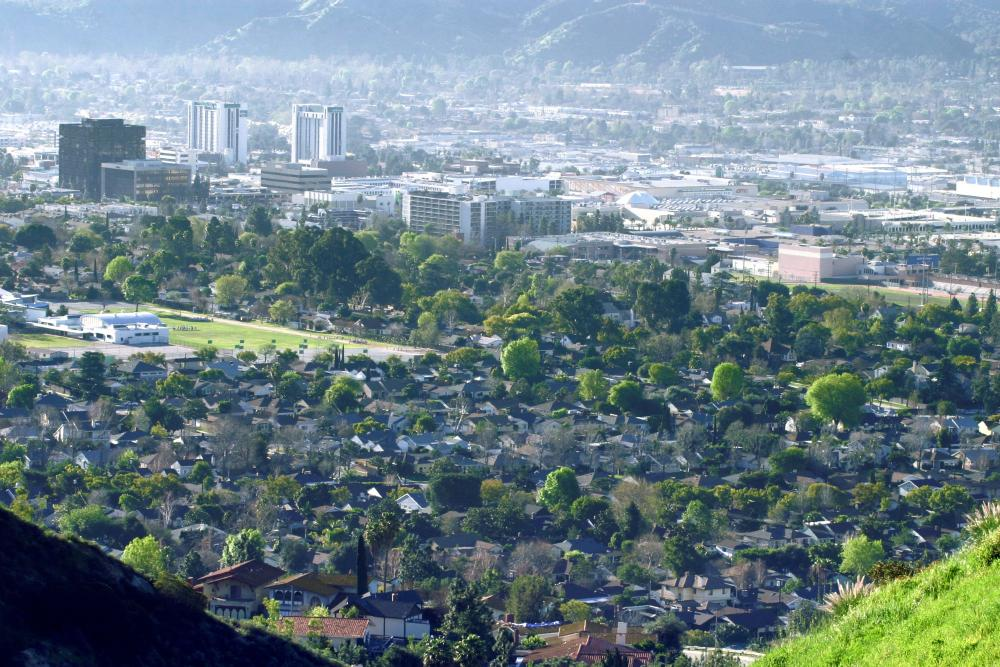 2021 - Burbank is a thriving community with a population of 103,340 (2010 U.S. Census) Image